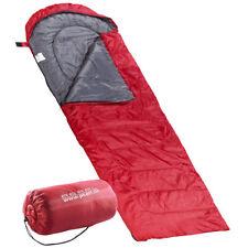 Sommerschlafsack: Superleichter Sommer-Schlafsack, Deckenschlafsack 210 x 75 cm