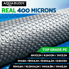 Aquabuddy Pool Cover Blanket Swimming Solar Covers 400 Micron Outdoor Isothermal