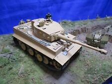 AF007 TAMIYA 1/35 Tigre 1 Panzer Kampfwagen VI Sd Kfz181 Ausfuhrung MONTE WW2