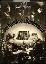 Sherlock Holmes-DER HUND Von BASKERVILLE- F-kurier#2571