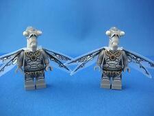 Lego Figurines Minifigs Star Wars - 2 Geonosian  Zombies Neufs New /  Set 9491