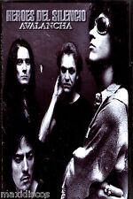 CAS - Heroes Del Silencio - Avalancha (ORIG. SPAIN 1995) MINT SEALED *PRECINTADO