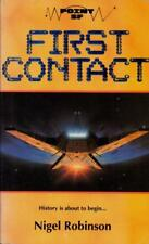 First Contact (Point SF)(Paperback Book)Nigel Robinson-VG