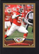 TAMBA HALI 2013 TOPPS MINI #171 GOLD PARALLEL CHIEFS SP #07/58