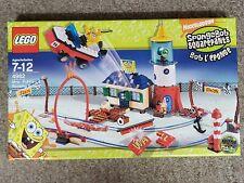 Lego SpongeBob SquarePants Mrs. Puff's Boating School (4982)