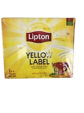 Lipton Yellow Label Kharaz Tea 200 g 100 Tea Bags Rich
