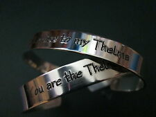 to my Thelma… Solid sterling silver You are the Thelma to my Louise.Louise