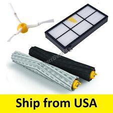 Side Brush HEPA Extractor Brush Kit for irobot Roomba 800 900 870 880 980