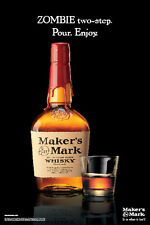 ZOMBIE TWO STEP MAKERS MARK POSTER 18 BY 27