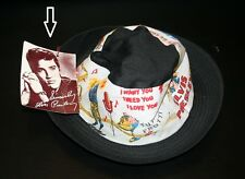 Elvis Presley Original EPE 1956 Bucket Hat w/tag Medium 1956