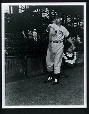 Don Larsen Press Wire Photo Donald Wingfield The Sporting News Yankees