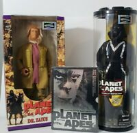 Planet of the Apes Lot All Collector's Editions Anniversary movie & Figures NEW