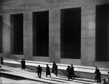 "Paul Strand Photo, ""Wall Street"" New York City, 1915"