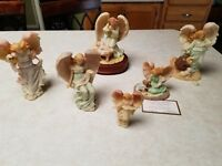 Price Drop!!!!    Seraphim Angels Lot of 6