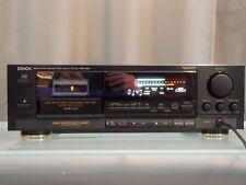 Highendiges DENON DRM 800 A Kassettendeck, 3Köpfe, CD-Direct! Sehr guter Zustand