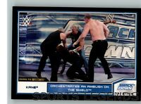 2014 WWE Road to Wrestlemania blue #89 Kane