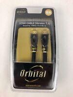 Orbital Premium Gold Series 12Ft feet HDMI CABLE BLURAY PS3 xbox 1080P HDTV