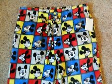 Mickey Mouse mens Medium lounge pants
