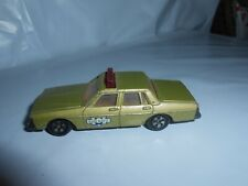 VTG 1980 ERTL SMOKEY AND THE BANDIT PONTIAC BONNEVILLE SHERIFF POLICE CAR RARE