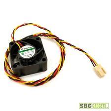 Sunon 40mm x 40mm x 20mm Vapo-Bearing Fan, 3 Wire Pin (P/N: MB40201V2-000U-G99)