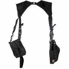 FULLY ADJUSTABLE AMBIDEXTROUS VERTICAL SHOULDER HOLSTER LEFT RIGHT 1911 CA-349B