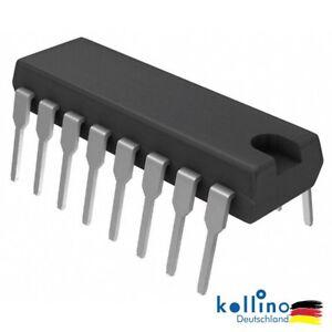 1/2/5/10Pcs ULN2004A (MC1416P L204B) Leitungstreiber 7-fach mit Darlington Array