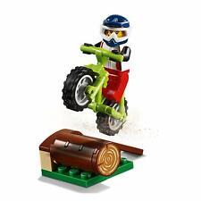 Lego petite fille figurine de Outdoor Adventures 60202 nouvelles lunettes blonde