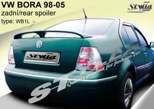 SPOILER REAR BOOT TRUNK VW VOLKSWAGEN BORA WING ACCESSORIES