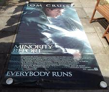 MINORITY REPORT - Canvas Cinema Banner (Tom Cruise/Spielberg/Philip K. Dick)
