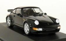 Atlas 1/43 Scale - 025 Porsche 911 Turbo 1990 964 Diecast model Car