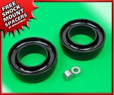 """3"""" Front Lift Kit Spring Spacers For 94-19 Dodge Ram 1500 Black Billet 2WD"""
