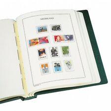 LEUCHTTURM SF-Vordruckalbum Niederlande 2005-2014, inkl. Schutzkassette, grün