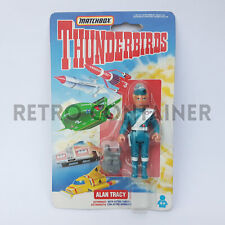 "MATCHBOX THUNDERBIRDS - Alan Tracy - Vintage 3.75"" Action Figure MOC NEW"