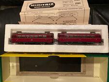 Minitrix 51298000 Track N Scale Railbus-Team DB Interurban Passenger Schienenbus