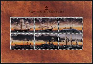 Angola 962 MNH Ships