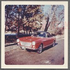 Vintage Car Photo New 1961 Fiat Spider Convertible 754816