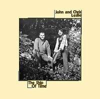 John Leslie and Chris - The Ship of Time [CD]