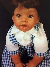 """Collectible Doll """"Nathan"""" Johannes Zook Originals With Box but No papers"""