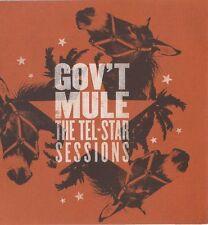 GOV'T MULE The Tel-Star Sessions | CD Neuware sealed Digi