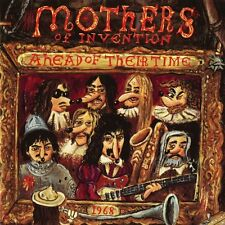 Frank Zappa - Ahead Of Their Time [CD]