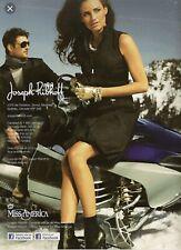 🌟 Rare New Joseph Ribkoff Black Puffball Sleeveless Dress / Coat Size UK 8