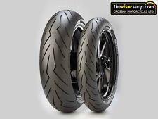 Pirelli DIABLO ROSSO 3 III 160/60/ZR17  69W - REAR Motorcycle SPORTS Tyre