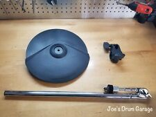 Roland CY-8 Dual Trigger V-Drum Cymbal Pad w/Cymbal Arm & Clamp - L2A2351
