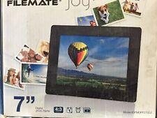 "Filemate Joy 7"" Digital Photo Frame"