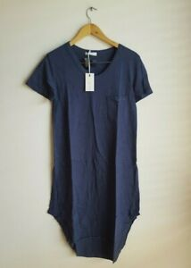 3rd Story The Label Milly Dress Tee T-Shirt Dress Size XL RRP $69 - Indigo