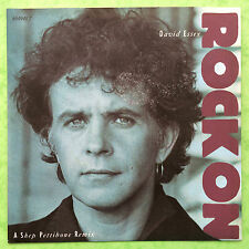 David Essex - Rock On - A Shep Pettibone Remix - CBS 654948-7 Ex+ Condition