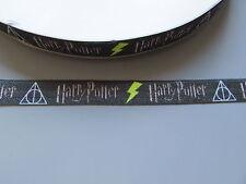 Hogwarts HarryPotter Fold Over Elastic Ribbon 1.4cm x 1 Metre Sewing/Crafts/Cake