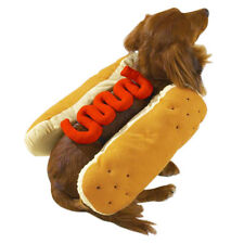 Hot Dog Ketchup Dog Puppy Hot Diggity Costume Party Halloween Plush Misc Sizes