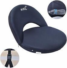 10 Reclining Positions Tiltable Stadium Seat Concert Competition Bleacher Chair