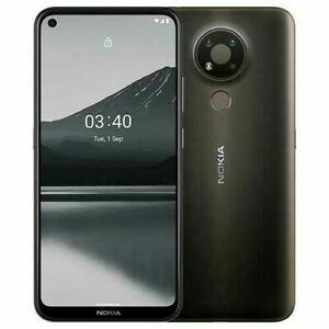 Nokia 3.4 - 32 GB - Charcoal - Unlocked